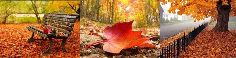 Уж осень...